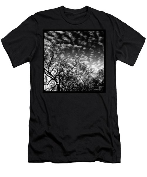 Winterfold - Monochrome Men's T-Shirt (Athletic Fit)