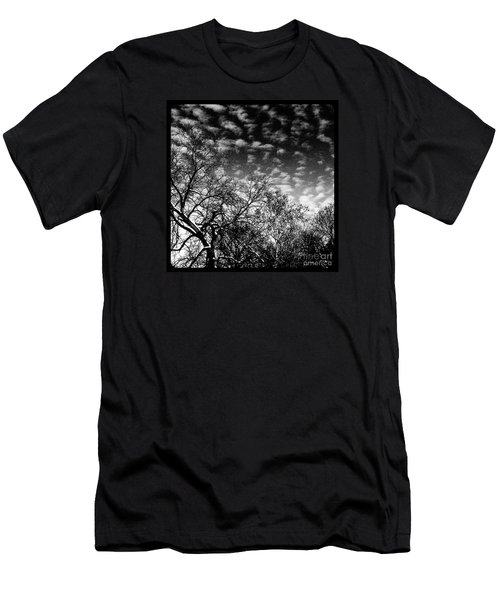 Winterfold - Monochrome Men's T-Shirt (Athletic Fit)