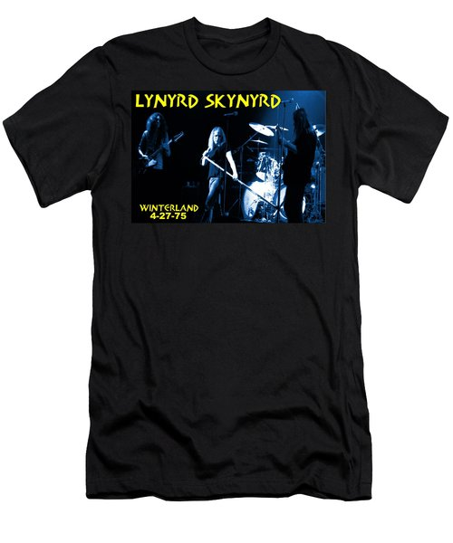 Winterland 4-27-75 Men's T-Shirt (Athletic Fit)