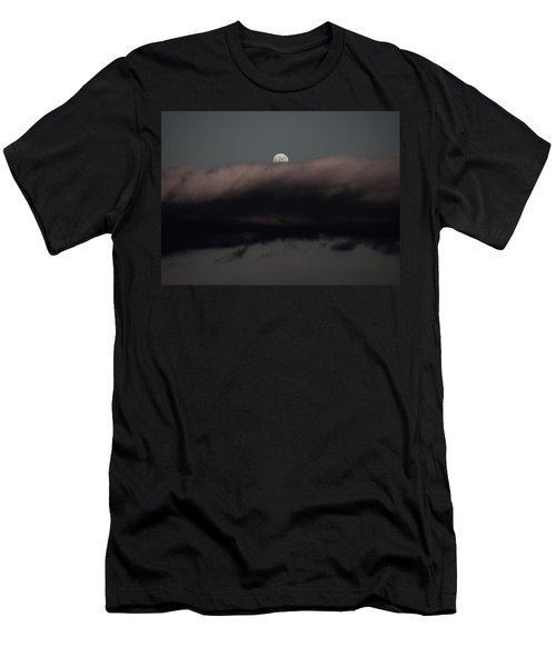 Winter's Moon Men's T-Shirt (Athletic Fit)