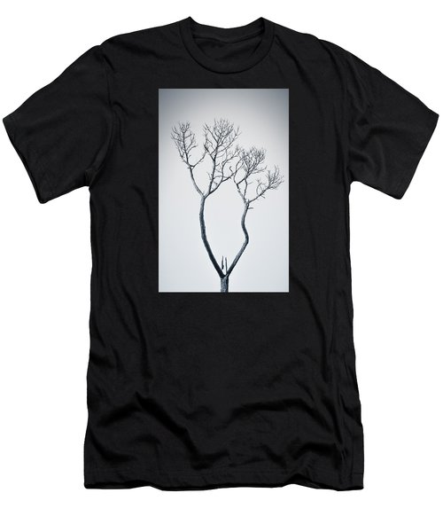 Wishbone Tree Men's T-Shirt (Athletic Fit)