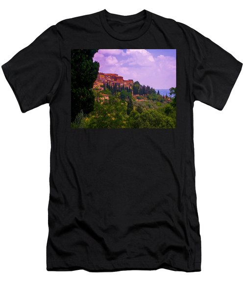 Wonderful Tuscany Men's T-Shirt (Athletic Fit)