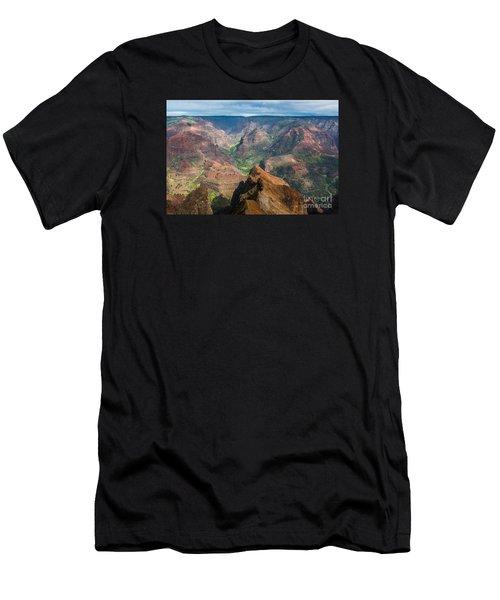 Wonders Of Waimea Men's T-Shirt (Athletic Fit)