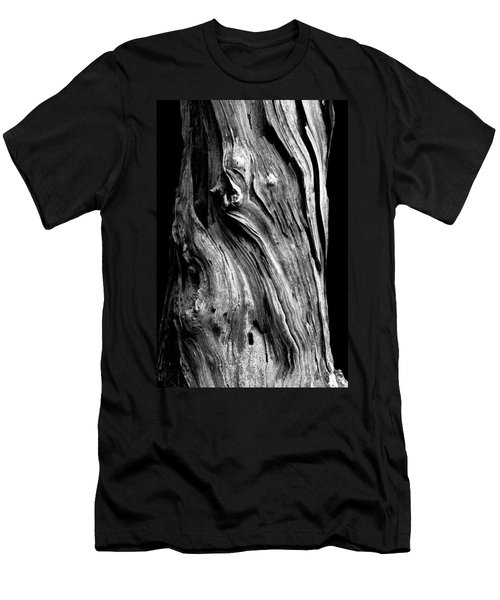 Wood Men's T-Shirt (Athletic Fit)