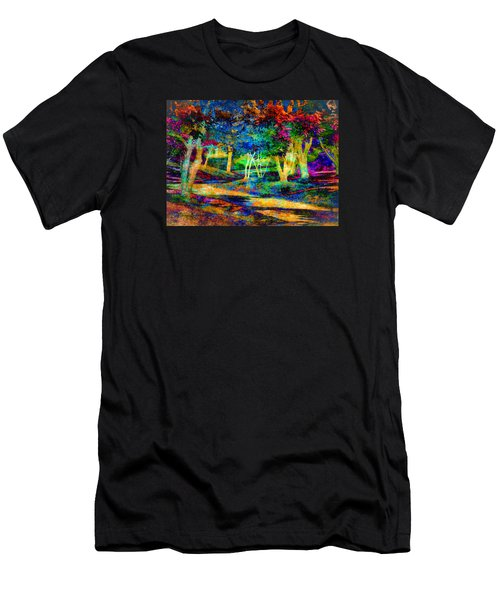 Woodland Gem Men's T-Shirt (Slim Fit) by William Beuther