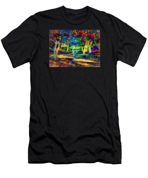 Woodland Gem Men's T-Shirt (Athletic Fit)