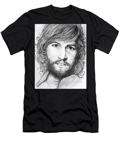 Barry Gibb  Men's T-Shirt (Athletic Fit)