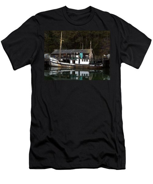 Working Boat Men's T-Shirt (Athletic Fit)