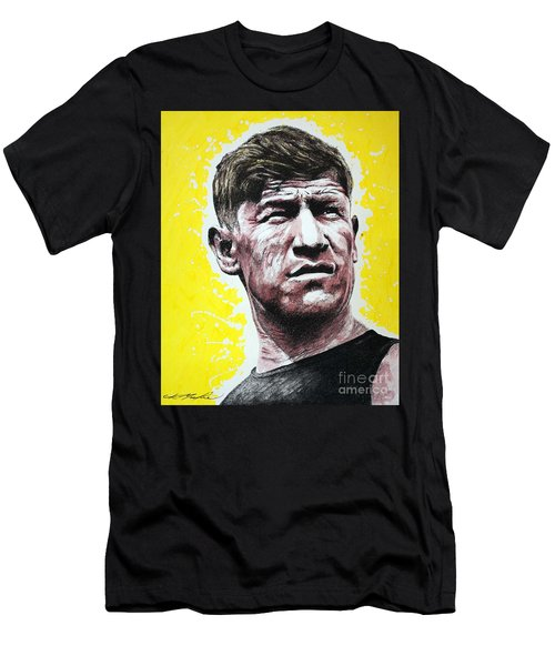 Worlds Greatest Athlete Men's T-Shirt (Athletic Fit)