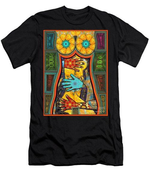 Worlds Inside Men's T-Shirt (Slim Fit) by Joseph J Stevens