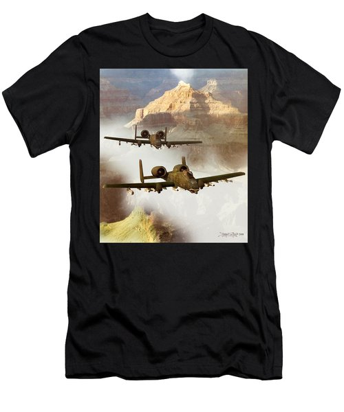 Wrath Of The Warthog Men's T-Shirt (Athletic Fit)