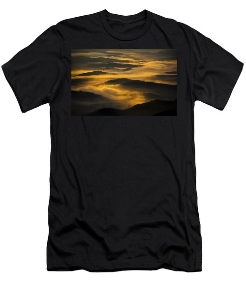 Wva Sunrise 2013 June II Men's T-Shirt (Athletic Fit)