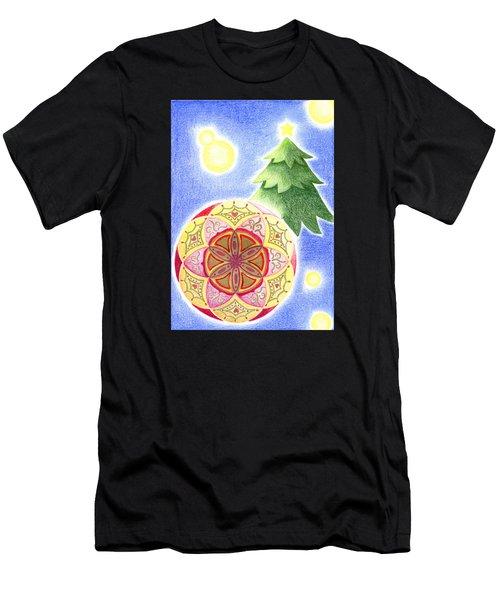 X'mas Ornament Men's T-Shirt (Athletic Fit)