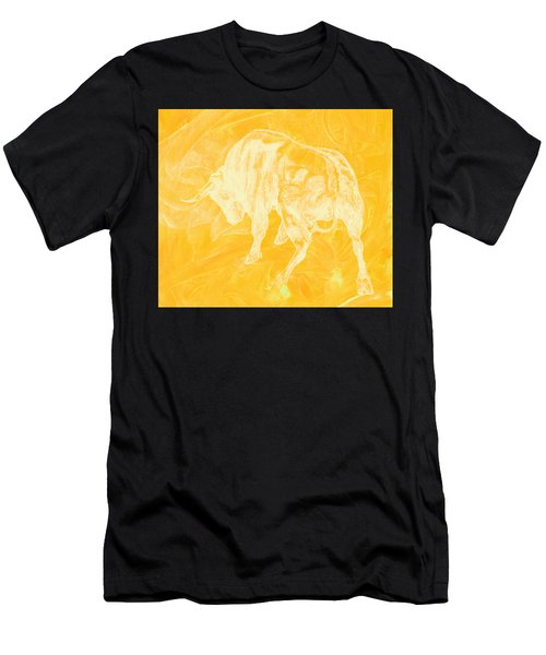 Yellow Bull Negative Men's T-Shirt (Athletic Fit)