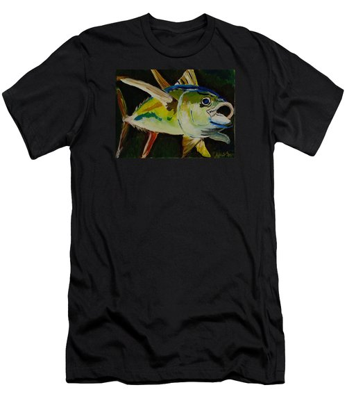 Yellow Fin Tuna Men's T-Shirt (Athletic Fit)