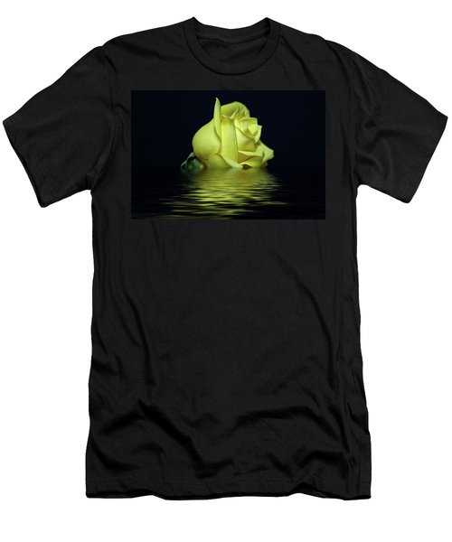Yellow Rose II Men's T-Shirt (Athletic Fit)