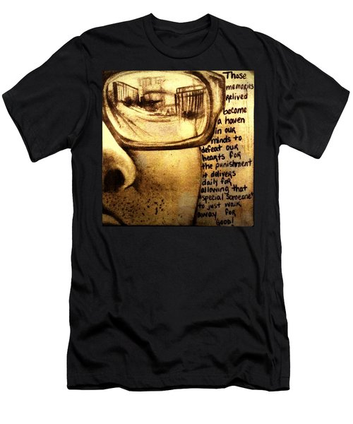 Yesterday Men's T-Shirt (Athletic Fit)