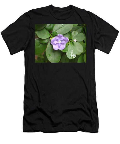 Men's T-Shirt (Slim Fit) featuring the photograph Yesterday Today Tomorrow by Lew Davis