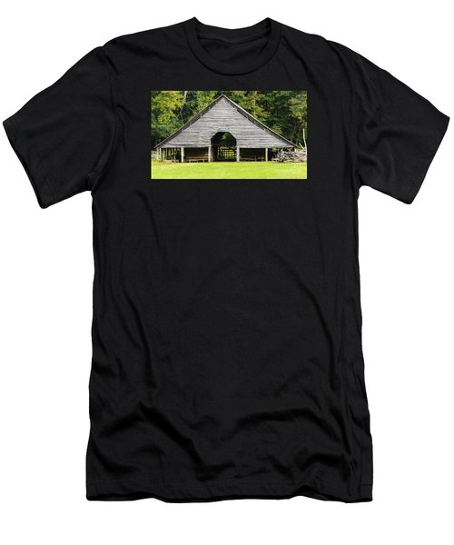 Yesterdays Barn Men's T-Shirt (Athletic Fit)