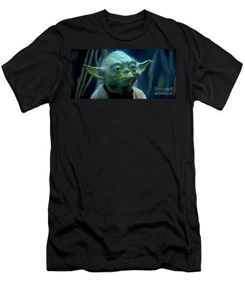 Yoda Men's T-Shirt (Athletic Fit)