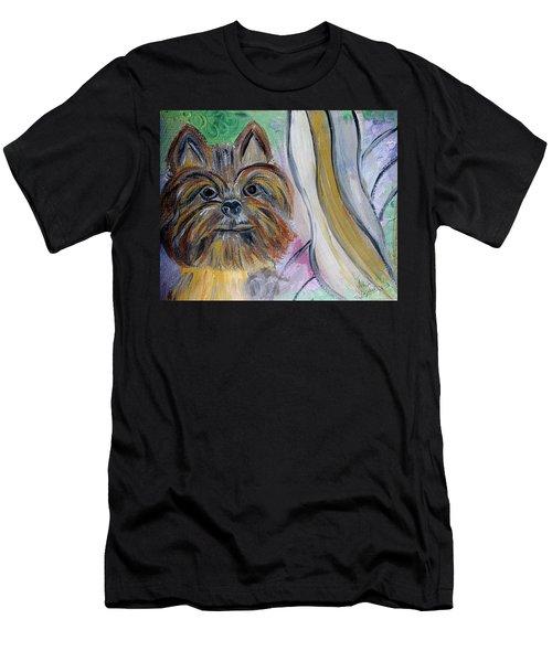 Yorki Heaven Men's T-Shirt (Athletic Fit)