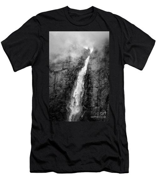 Yosemite Fall Men's T-Shirt (Athletic Fit)