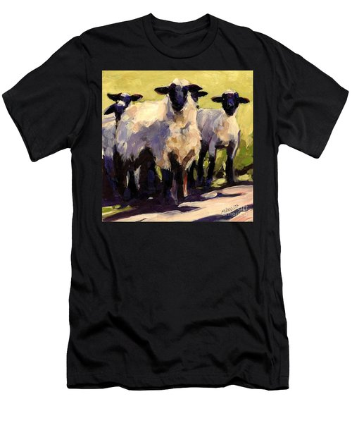 You First Men's T-Shirt (Slim Fit) by Molly Poole