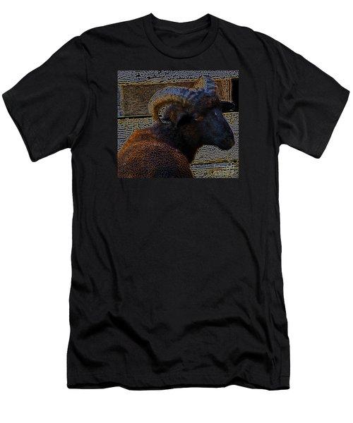 You Talkin Bout Me Men's T-Shirt (Athletic Fit)