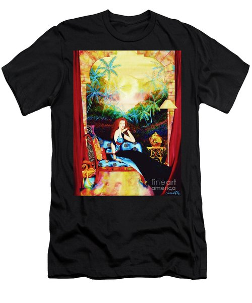 Young Debutante Men's T-Shirt (Athletic Fit)