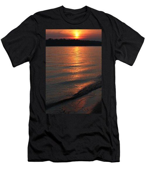 Your Moment Of Zen Men's T-Shirt (Athletic Fit)
