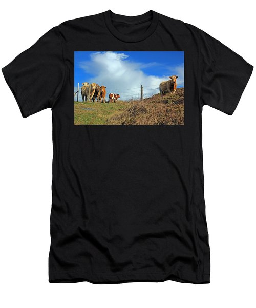 Youth In Defiance Men's T-Shirt (Athletic Fit)