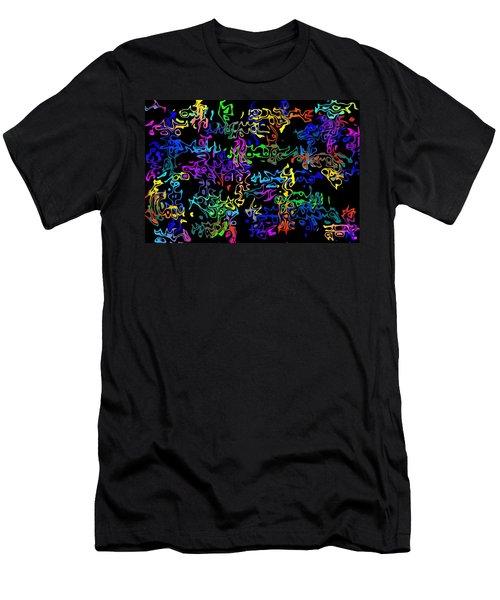 Zblerps Men's T-Shirt (Athletic Fit)