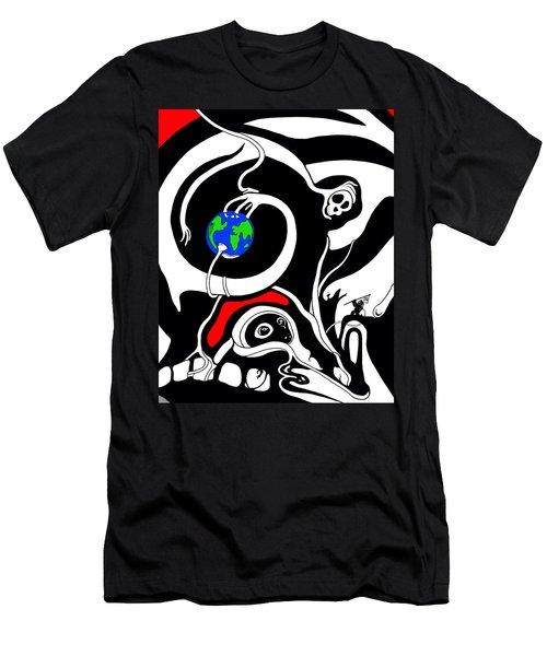 Zero Gravity Men's T-Shirt (Athletic Fit)