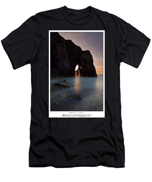Gateway To The Sun Men's T-Shirt (Athletic Fit)