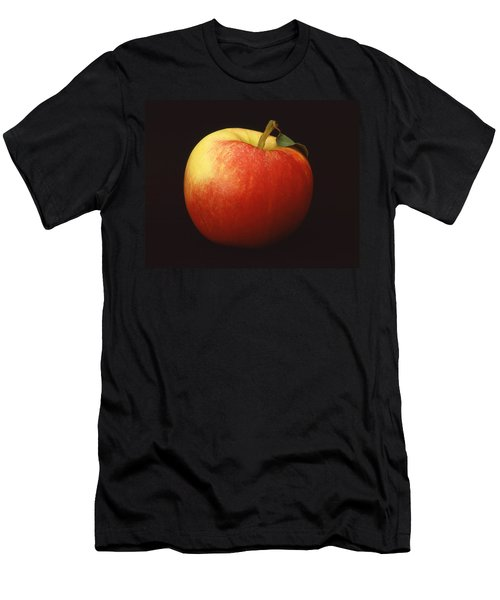 Apple Men's T-Shirt (Slim Fit) by Mark Greenberg