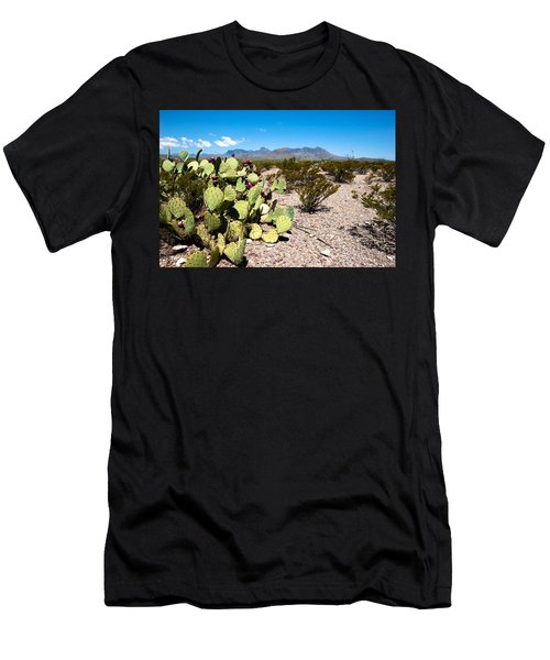 Big Bend Men's T-Shirt (Athletic Fit)