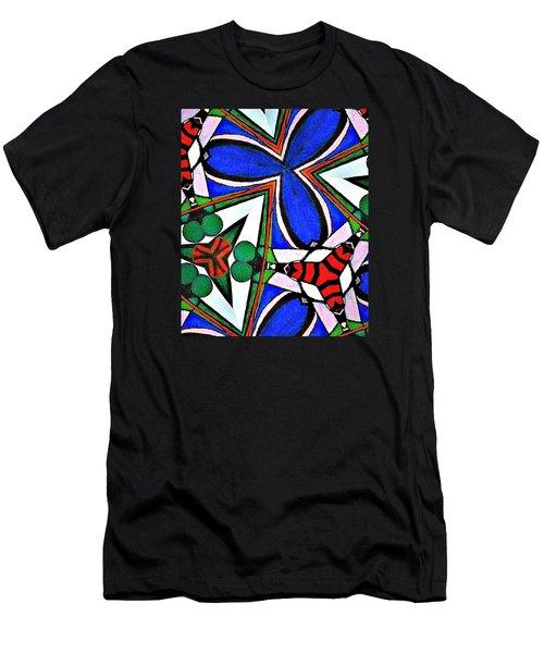 Calendoscopio Men's T-Shirt (Athletic Fit)