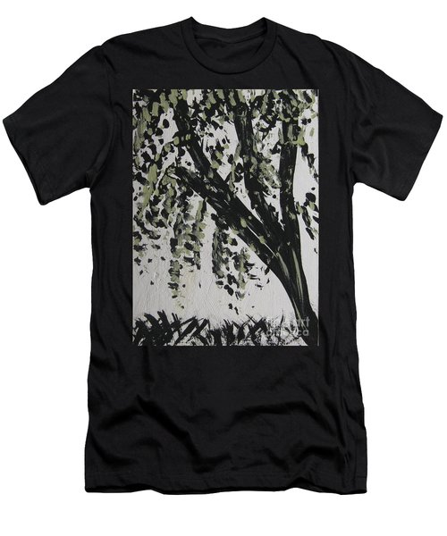 Dance With Me Men's T-Shirt (Slim Fit)