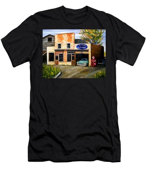 Duke's Garage Men's T-Shirt (Athletic Fit)