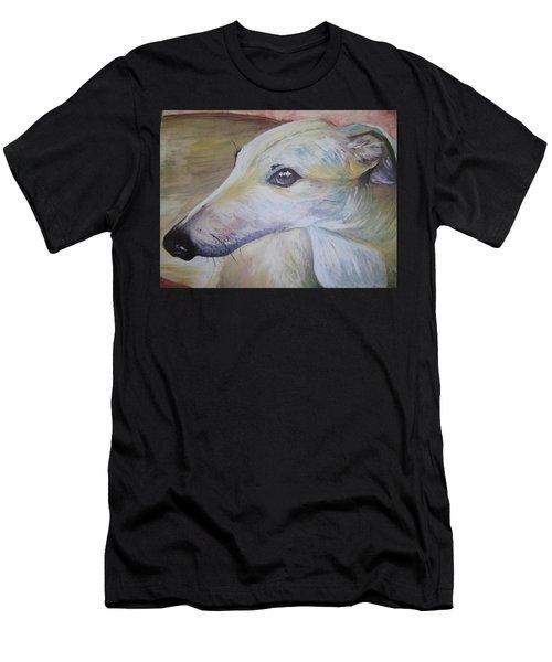 Greyhound Men's T-Shirt (Athletic Fit)