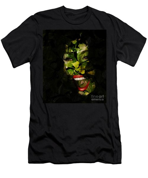 Men's T-Shirt (Slim Fit) featuring the photograph Ivy Glamour by Clayton Bruster
