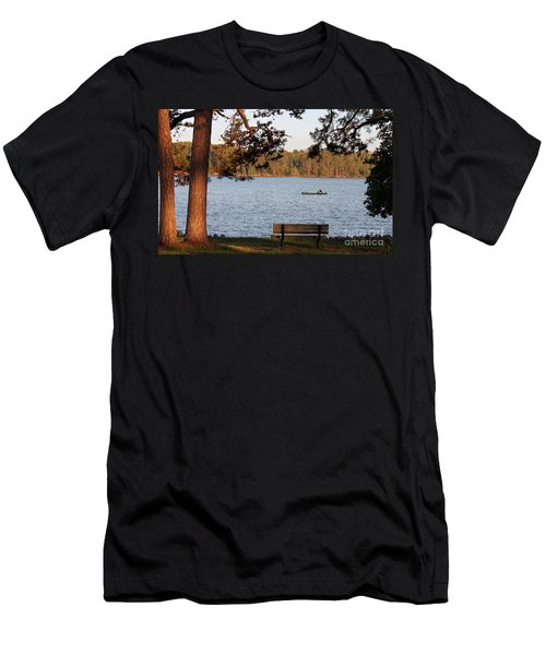 Lakeside Men's T-Shirt (Athletic Fit)