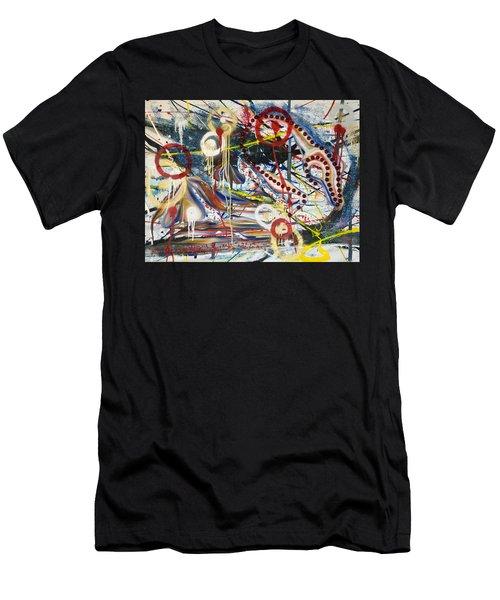 Metronomes Men's T-Shirt (Athletic Fit)
