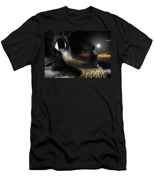 Night Guard Men's T-Shirt (Athletic Fit)