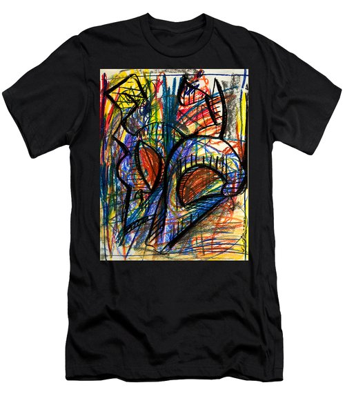 Picasso Men's T-Shirt (Slim Fit) by Sheridan Furrer