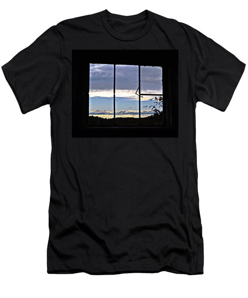 Point Of View Men's T-Shirt (Athletic Fit)