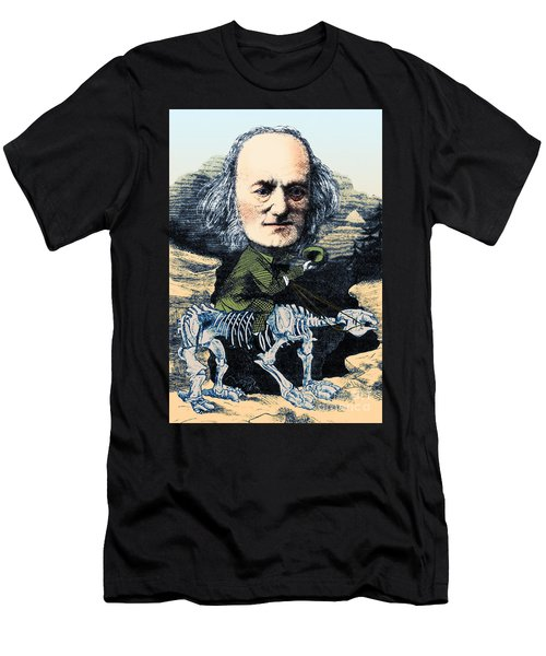 Richard Owen, English Paleontologist Men's T-Shirt (Athletic Fit)