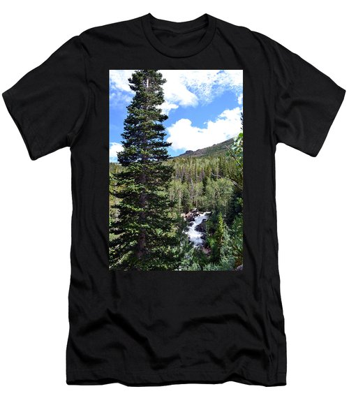 Rocky Mountain National Park2 Men's T-Shirt (Athletic Fit)