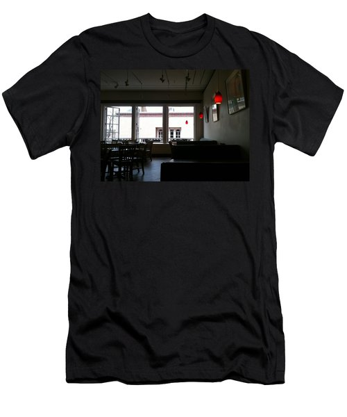 Santa Fe Eatery Men's T-Shirt (Athletic Fit)