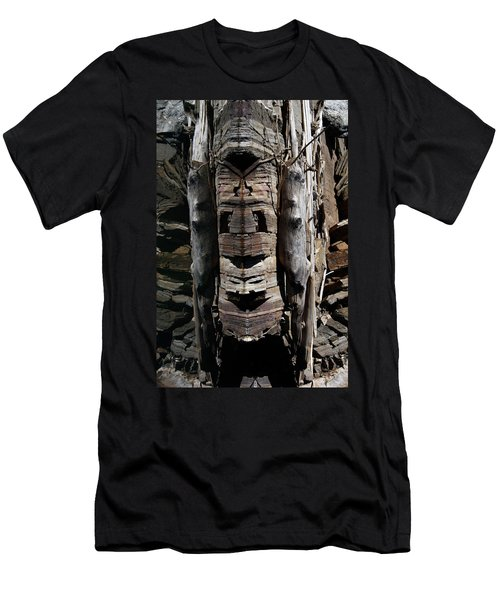 Men's T-Shirt (Slim Fit) featuring the photograph Spirit Of The Duncan by Cathie Douglas